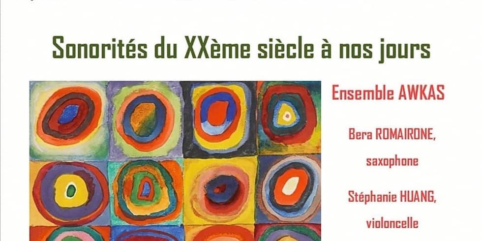 Awkas Ensemble / Ferme Rosset