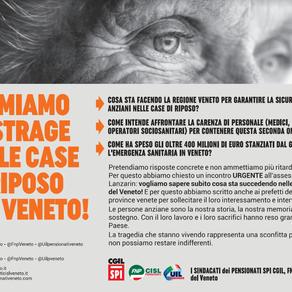 Fermiamo la strage nelle case di riposo del Veneto