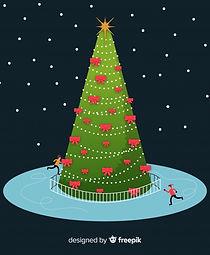 weihnachtsbaum-mit-schlittschuhen_23-214