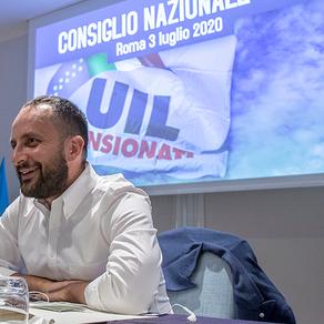 Pasquale Lucia nuovo Segretario Organizzativo Uil Pensionati
