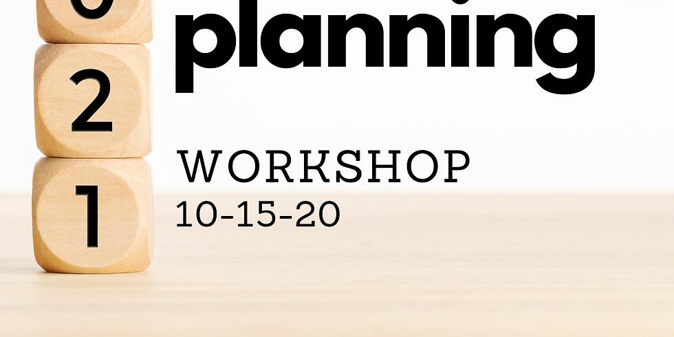 Strategic Planning 2021 Workshop