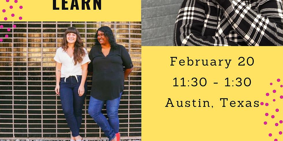 Austin - EA Revolution Pop-Up Lunch & Learn