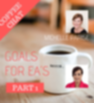Copy of coffee chat with Michelle Parise