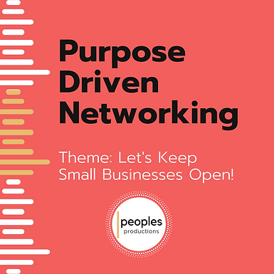 Intentional Networking Event 7.9.20