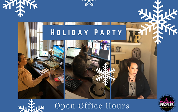 Holiday Party | Open Office Hours