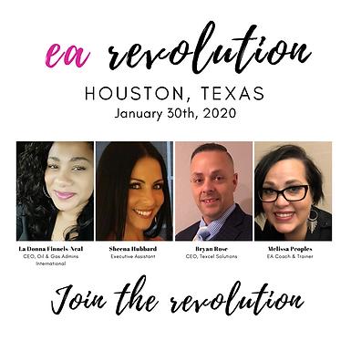 EA Revolution Houston