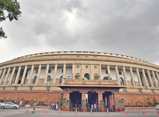 No Question Hour in Parliament's Monsoon Session amid COVID-19