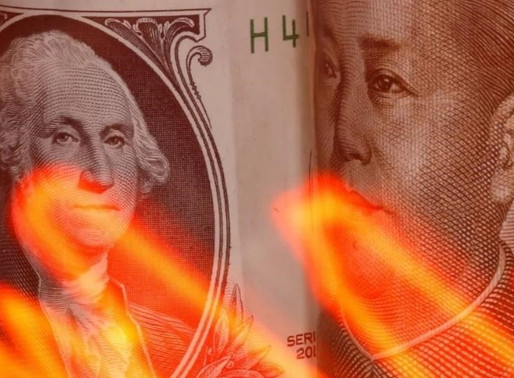 Amid the Sino-U.S. tensions China might reduce US debt holdings