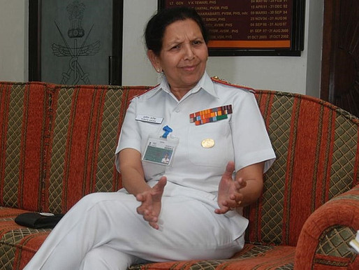 Punita Arora: The First-Ever Woman Lieutenant General of the Indian Army