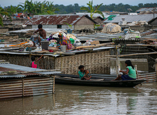 The Epidemic of Floods in India: An Overview