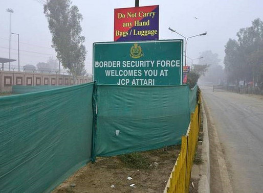 Union Home Ministry permits Visa extension for 410 refugees stranded in Pakistan