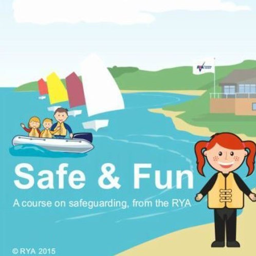 RYA Safe & Fun - Safeguarding Course