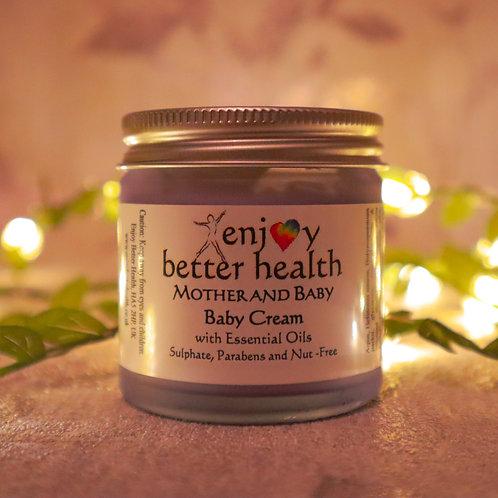 Baby Cream 60ml jar