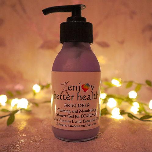 Body Wash for Eczema/All Skin Types 100ml pump
