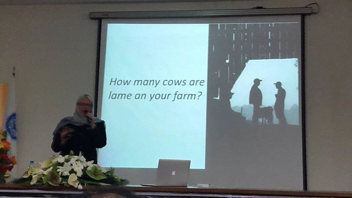 Shahrekord University, Iran question