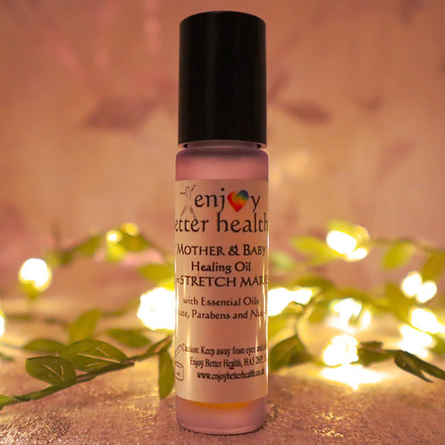 Stretch Mark Treatment Oil 10ml roller