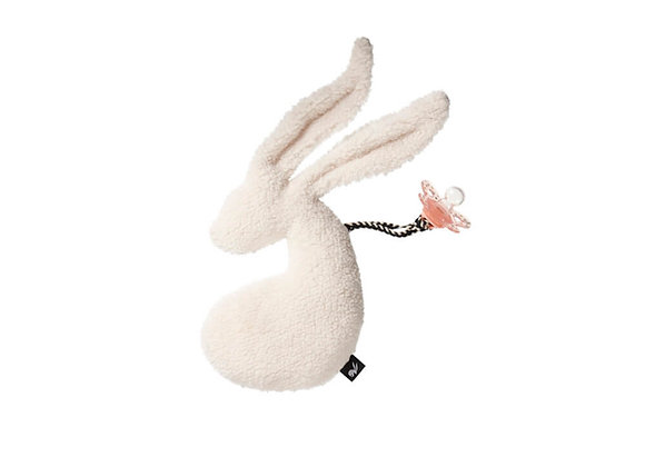 L'attache tétine lapin - Mies&Co