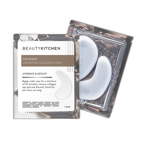 Beauty Kitchen | Coconut Collagen Eye Mask