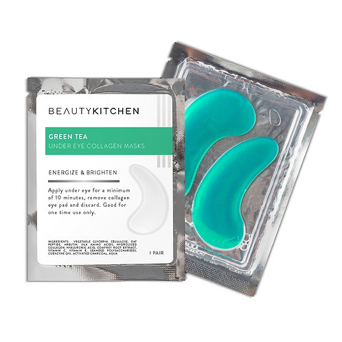 Beauty Kitchen | Green Tea Brightening Eye Mask