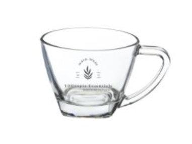 6 oz Café Glass
