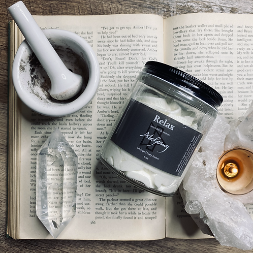 Alchemy ™ Whipped Body Butter