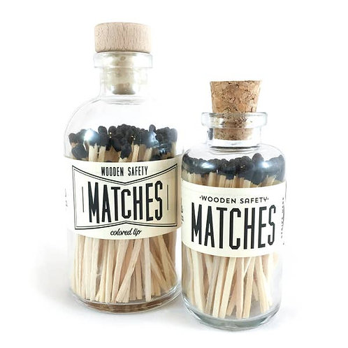Vintage Apothecary Matches
