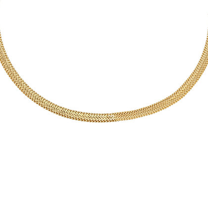 Snaky chain ketting