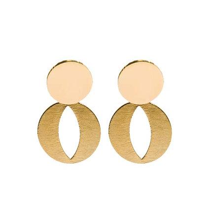 Sparkle eyes earrings