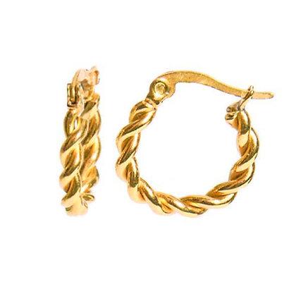 Twisted # 2 earrings