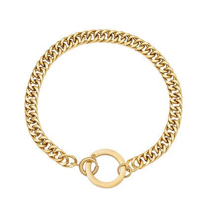 Fearless chain armband