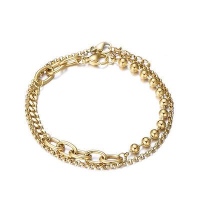 Multi chain armband