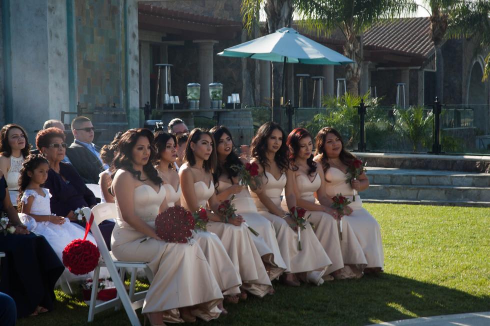 The Bridesmaids