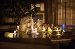 Getty Fountain