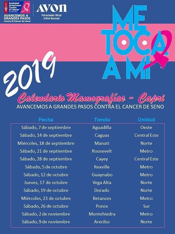 Fechas Mamografias Capri 2019.jpg