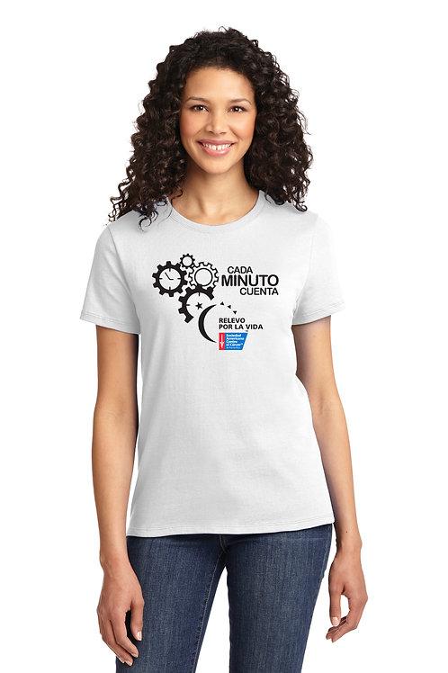 T-Shirt Blanca RPLV 2020 Adulto