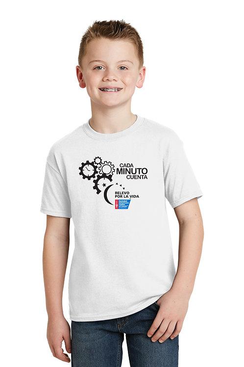 T-Shirt Blanca RPLV 2020 Niños