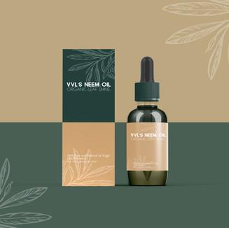 VVL'S Neem Oil Packaging