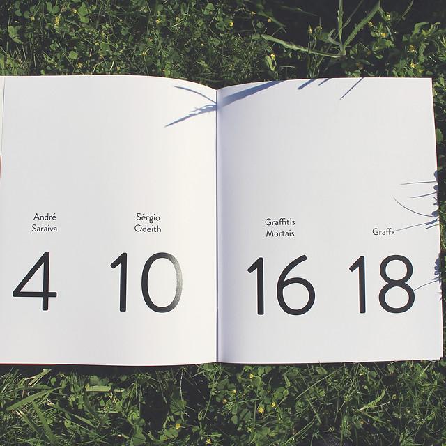 Editorial Design Urbart magazine