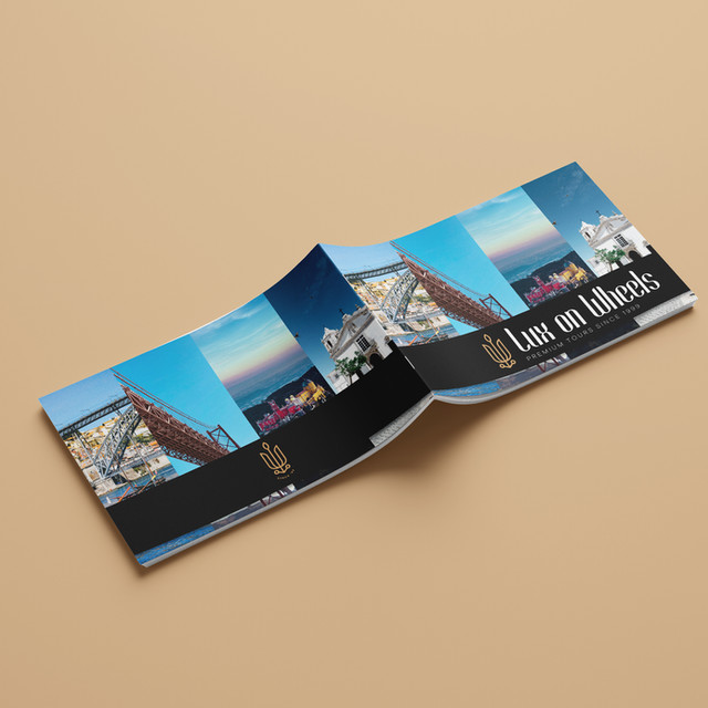 Lux on Wheels Booklet