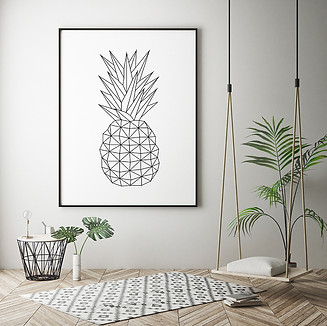 Pineapple Polygons