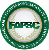 MEMBER OF THE FLORIDA ASSOCIATION OF POSTSECONDARY SCHOOLS & COLLEGES