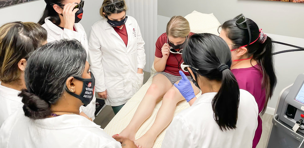 Laser Hair Removal Class