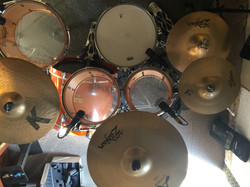 Mark D'Amico's Drums