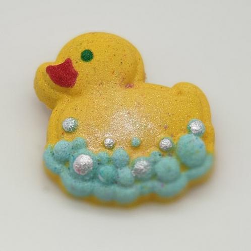 Rub-a-dub Duck Vegan Bath Bomb