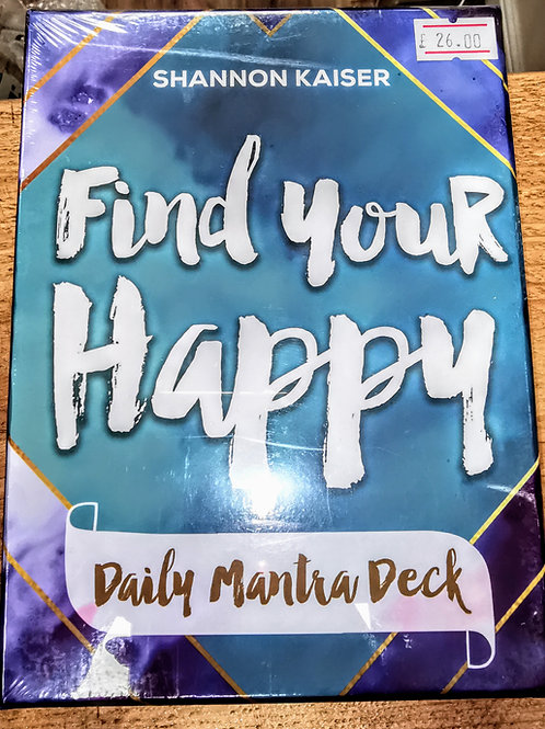 Find your Happy Daily Deck