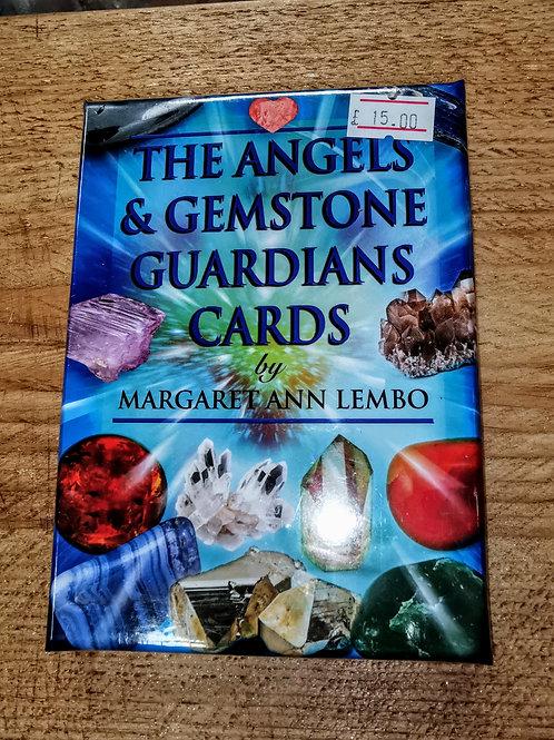 Angels & Gemstone guardians cards
