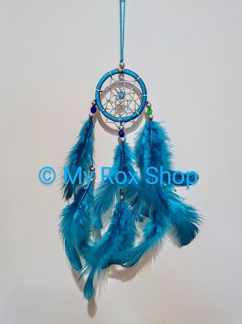 5cm Turquoise Dream Catcher