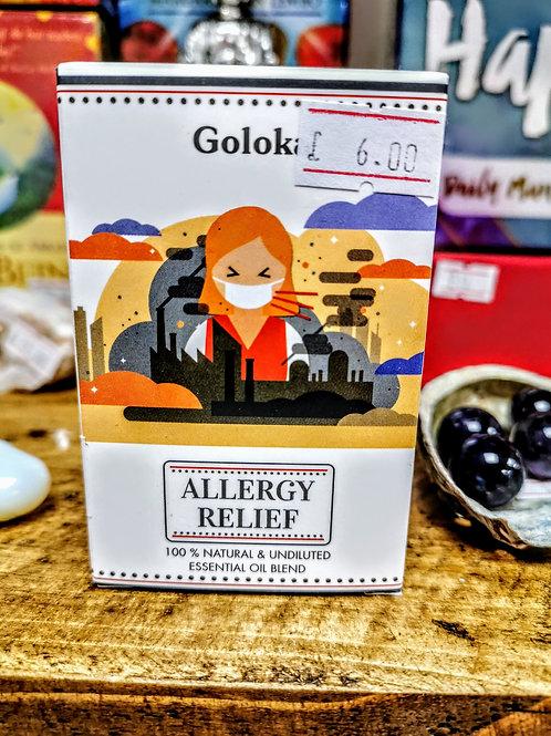 Allergy Relief Oil
