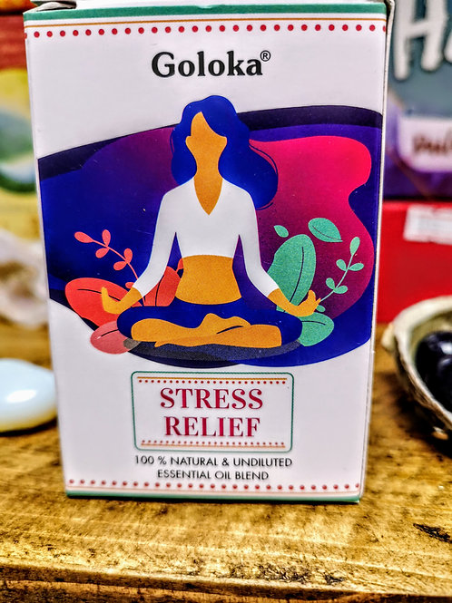 Stress Relief Oil