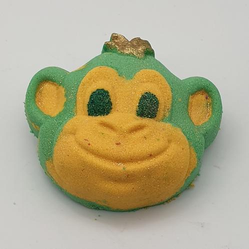 Cheeky Monkey Vegan Bath Bomb
